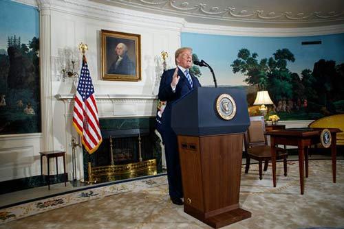 欧盟声言坚守伊核协议:美国退群,我们不跟