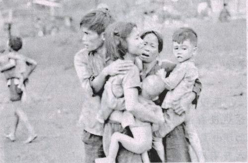 """美军从未""""在乎""""过:枪口下的越南平民"""