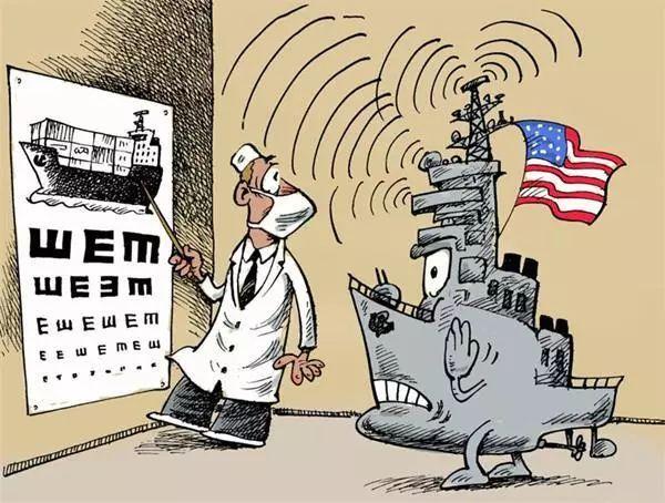 美军南海挑衅空前升级,斗一斗或许更健康