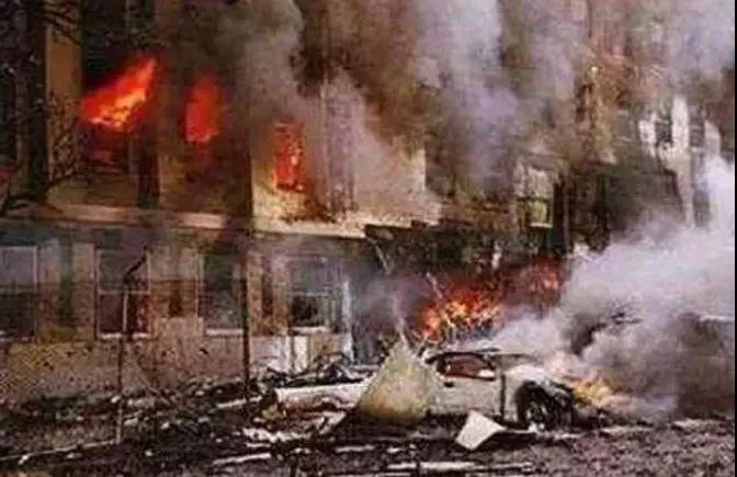 十九年前的今天,我亲历中国大使馆被炸