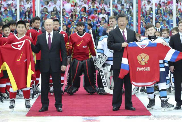 习普会为中俄战略协作不断注力续能