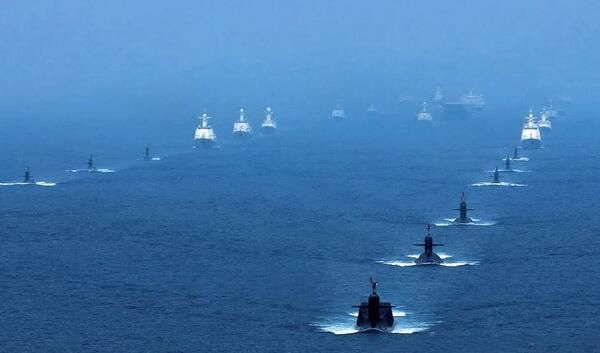 美国主导的环太军演掀不起南海风浪