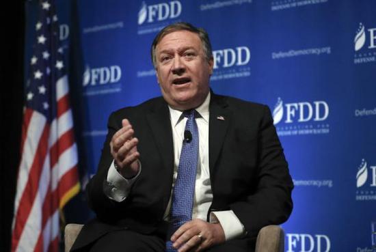 """美警告伊朗不要开发核武器 否则将面对""""怒火"""""""