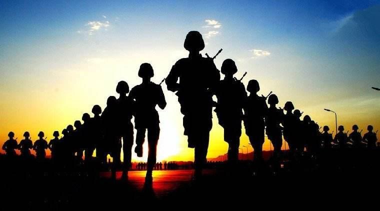人民军队为什么能?