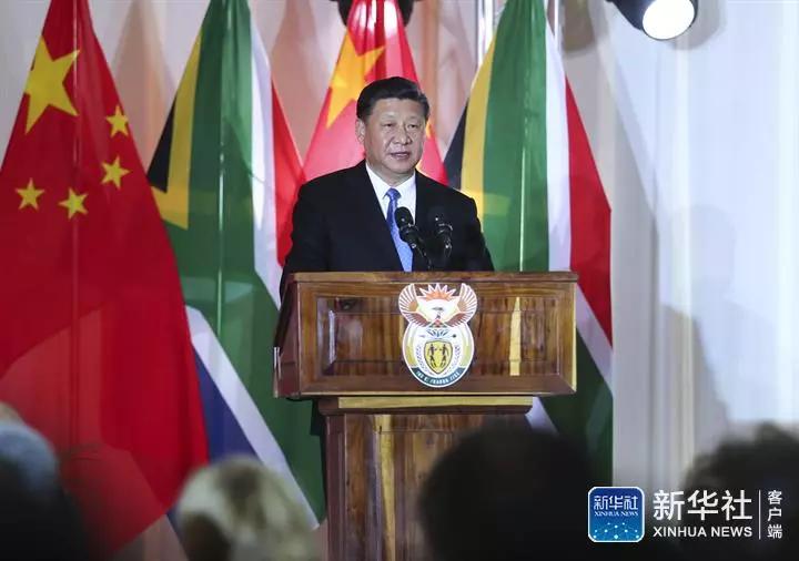"""习近平中东非洲外交之旅掀起强劲""""中国风"""""""