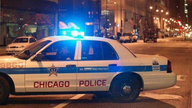 芝加哥上周末再发生枪击案46人遭枪击 3人死亡
