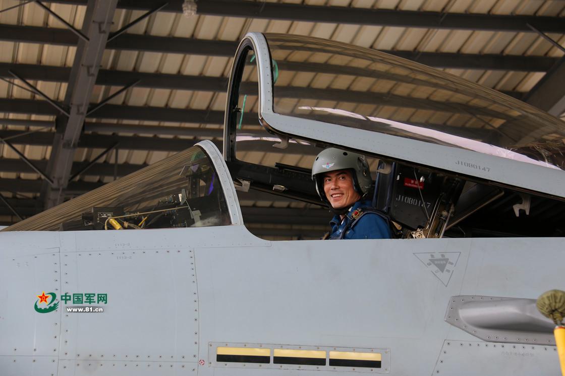 航空兵凯旋,来一场有温度的欢迎仪式
