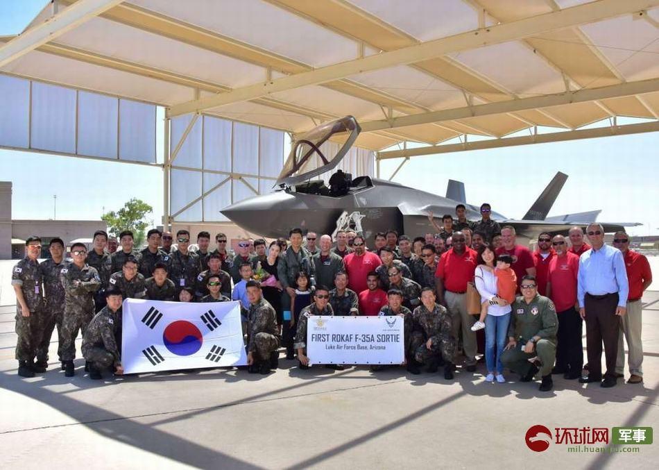 韩国欲造新航母搭载F-35战机 排水量高达4万吨