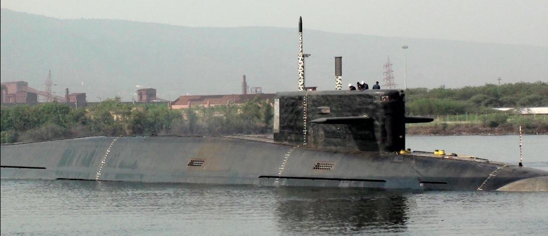 印媒欢呼国产潜射导弹发射成功 宣称世界最强