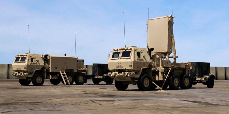 美国向乌克兰提供两套反炮兵雷达系统