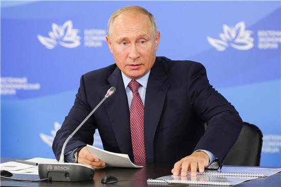 """俄罗斯""""向东看"""",看到三大""""美景"""""""