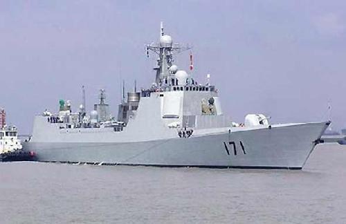 """中国军舰接近美领海航行白宫抢台词""""抗议""""了"""