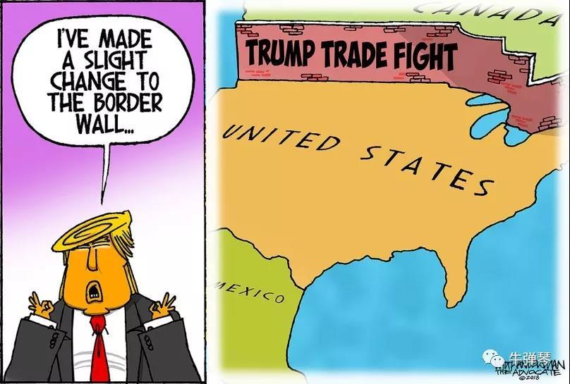 中美贸易战出新动向特朗普表态内有玄机!
