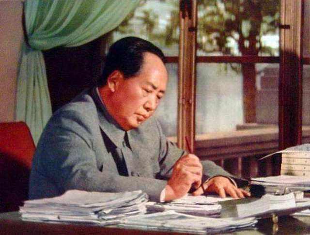 毛泽东组织的一次特殊读书活动