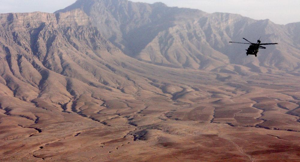 一架军用直升机在阿富汗坠毁 至少2人遇难