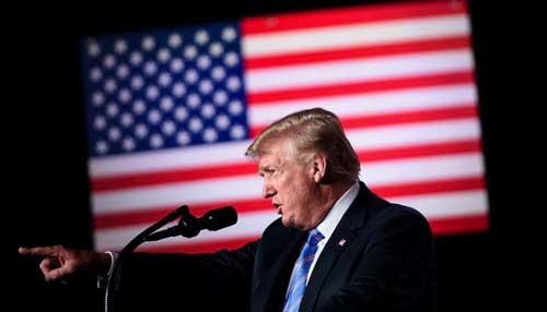 美媒:特朗普激化美国军政关系