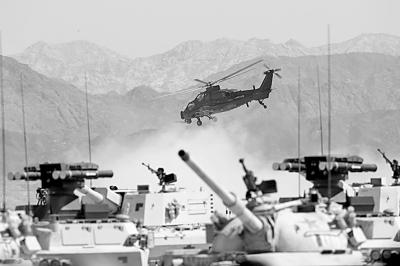 从战略高度认识武器装备现代化