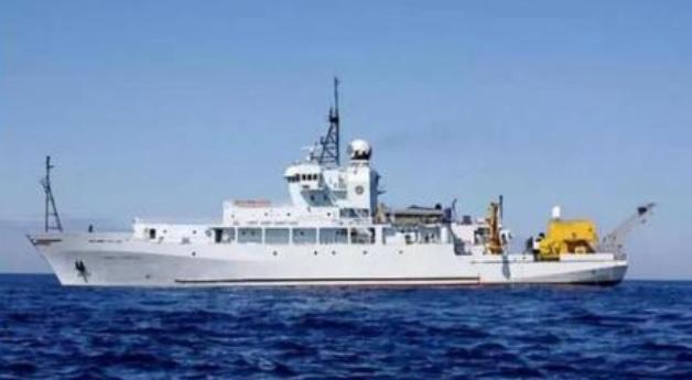 突发!一美国军舰停靠台湾高雄