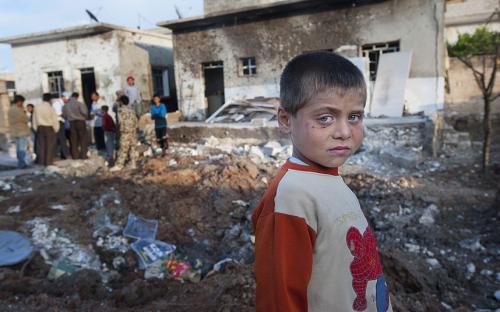 """叙利亚为何""""西线无战事"""""""