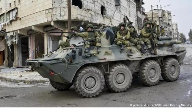 俄罗斯竟然把叙利亚变成了自己的练兵场?