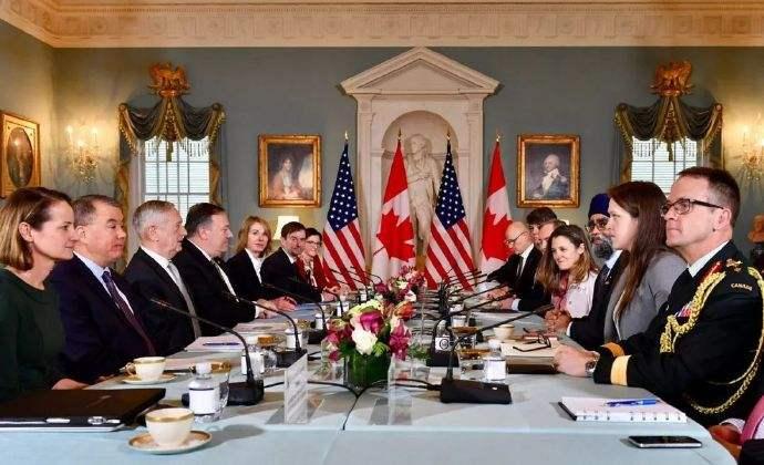 法律的事,加拿大拉美国帮腔有何用