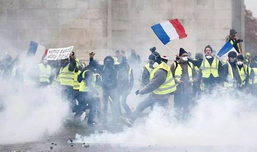 法国贫富差距究竟有多大?