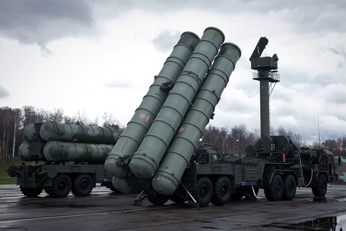 俄媒:中国用S400拦下8.8马赫高超音速靶弹
