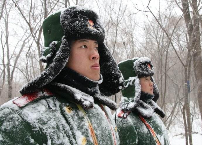 新春佳节,勿忘军人!