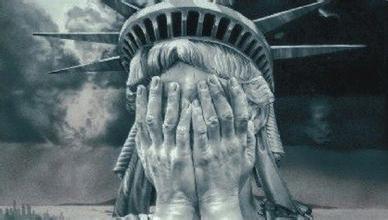 美式民主,谁能消受得起!