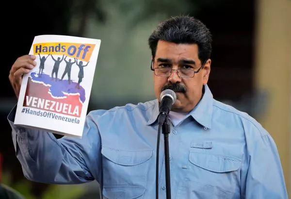 动武决心已下?美军方称做好干涉委内瑞拉准备