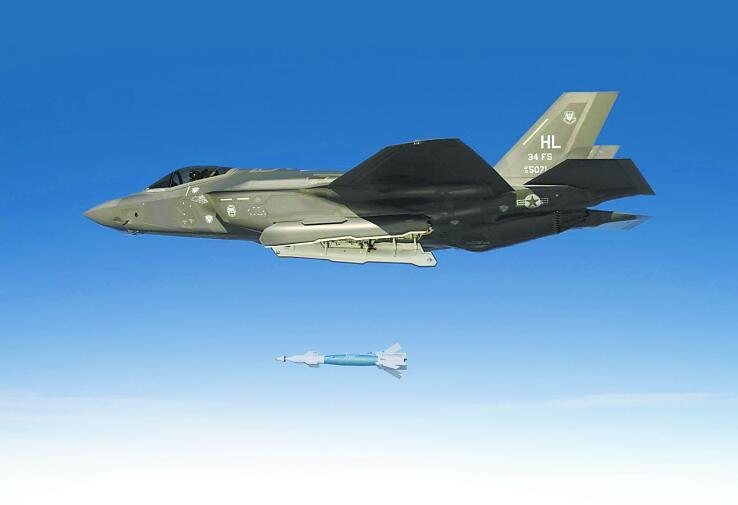 美鼓吹F-35渗透猎杀中俄洲际导弹 俄犀利回应