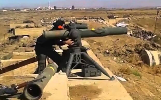 中东反美武装用上美制先进武器 美军这回尴尬了