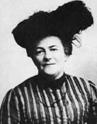 她推动创设了国际妇女节
