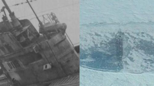 """""""希特勒潜艇""""现身南极?剧本不错,别当真"""