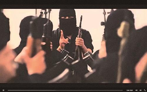 """恐怖分子搞宗教""""冤冤相报""""很恶毒"""
