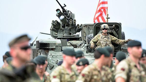五角大楼重启冷战战略 在欧洲突然部署部队