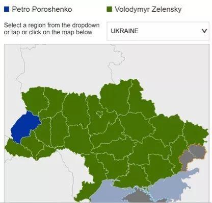 西方媒体傻眼,乌克兰大选结局神了!