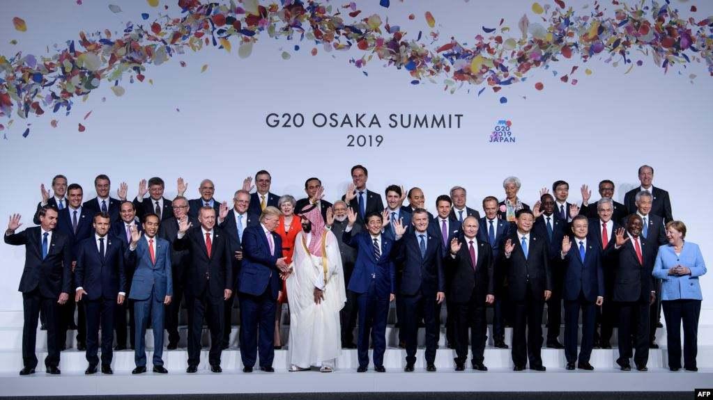 G20大阪峰会,再为中国开启大舞台