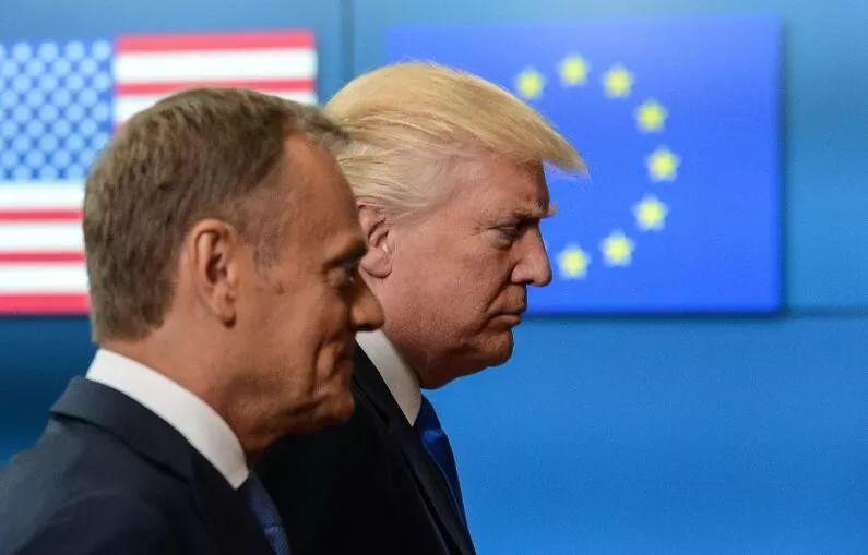 美国突将关税炮火主力轰向欧盟