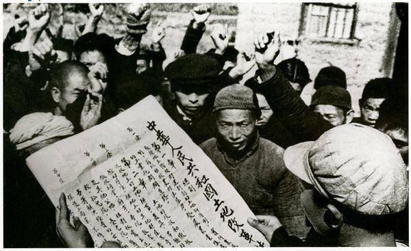 萧武:革命红利是中国改革的前提条件