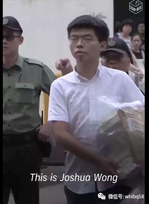 这段美国人拍的视频,揭露了多少颜色革命乱港真相