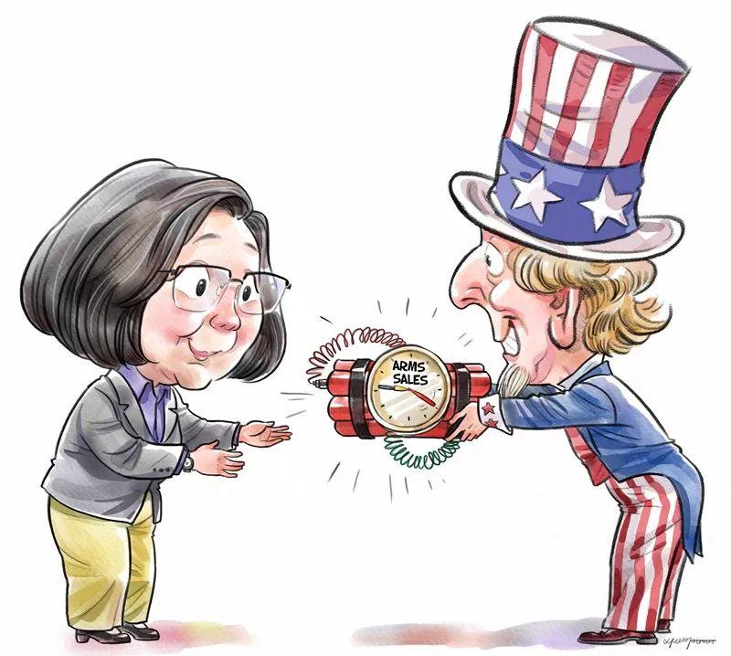 美国又抛出一部恶法,在中国背后扎刀子