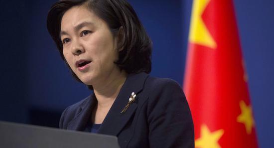 反击!中方宣布制裁美国有关非政府组织!