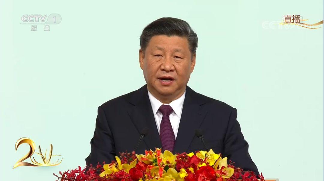 绝不允许任何外部势力干预香港、澳门事务!