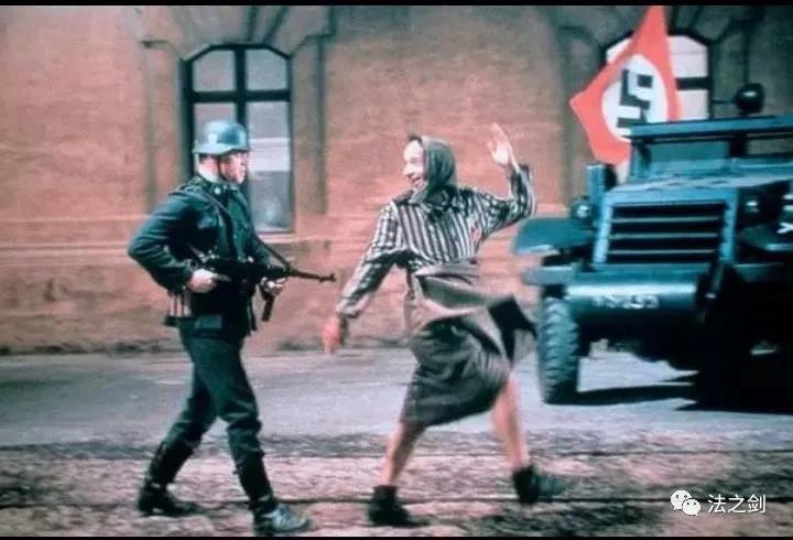 纳粹美国摧毁了多少的美丽人生……