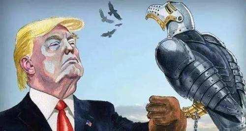 """特朗普的""""豪赌""""会赢吗?"""
