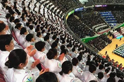 警惕!引爆韩国疫情的邪教正在渗透中国