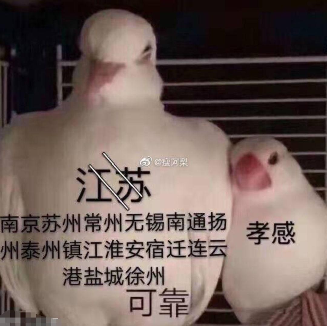 """""""散装""""的江苏,也是中国的江苏!"""