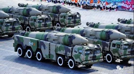美国欲重启核试验,那就别怪中国核力量追上来