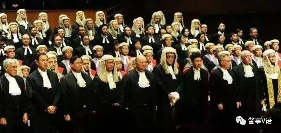 香港法官队伍里混有多少暗桩?